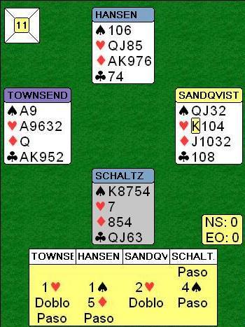 poker bid