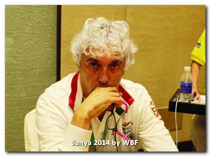 Bocchi sanya 2014