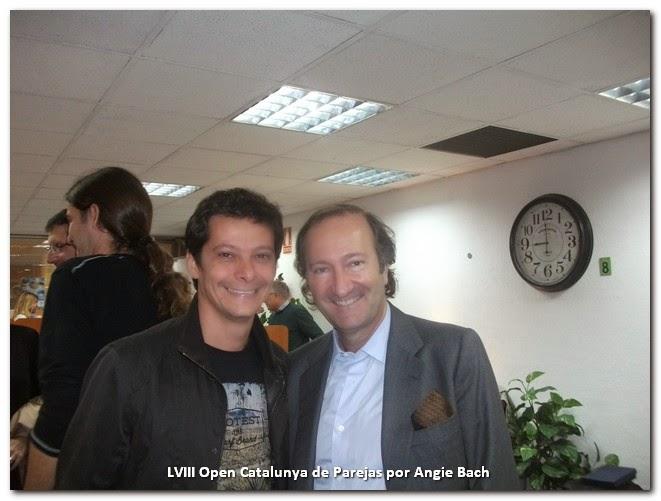 Diego Brenner y JC Ventin
