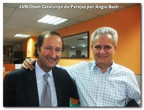 Juan Carlos Ventín y Carlos Fernández