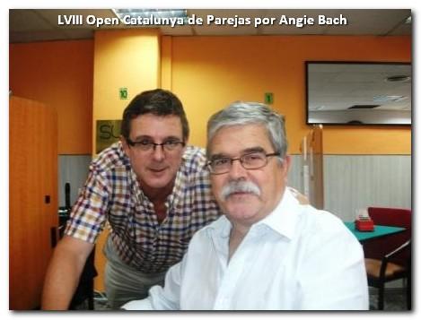Ignacio Jover y Xavi Massana
