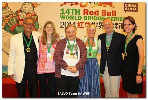 SALVO Team