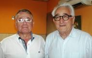 Miguel Muñoz y Joaquin Alegre