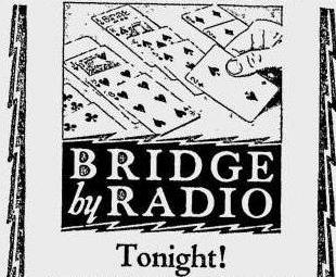 Bridge by radio
