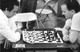 Benito Garozzo y Bent Larsen