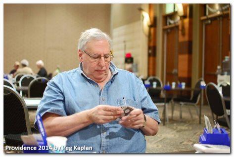 Eric Kokish, Nickell's team coach