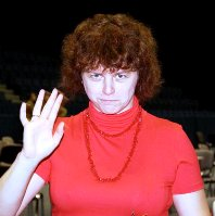 Svetlana Bodrankova