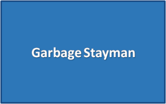 Garbage Stayman