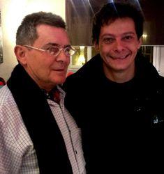 Toni Lencina Lacruz y Diego Brenner