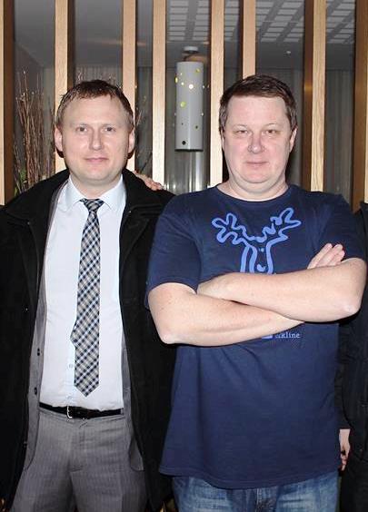 Michael Gromoeller, Martin Redher