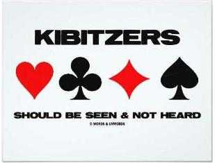 kibitzers cartoon