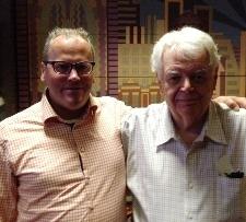 F Wrang & Bob Hamman
