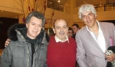 G. Duboin, Federico Goded y N. Bocchi