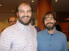 Gonzalo Goded y Lluis Malla