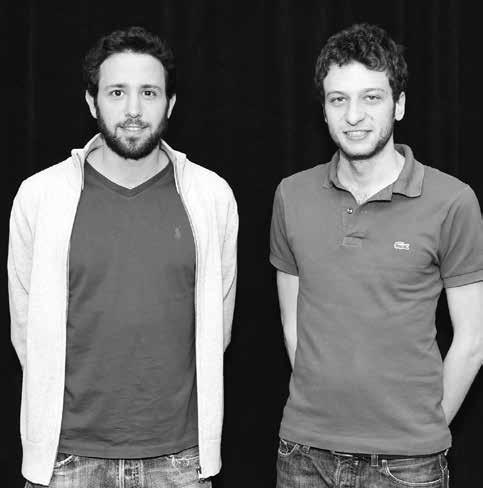 Andrea Manno and Massimiliano Di Franco