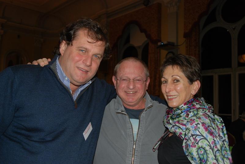 Fulvio, Jonathan and Jennifer