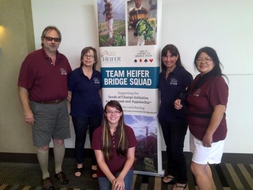 Team Heifer