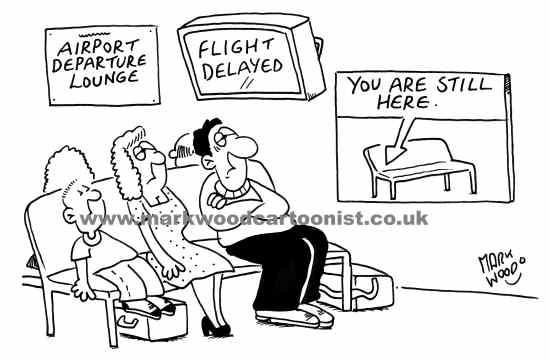 delay cartoon