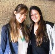 Adriana Aguilar y Nathalie Sar-Shalom