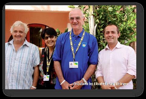 Jean-Philippe Humbert, Marie Vivens, Guy Vivens and Julien Dubois