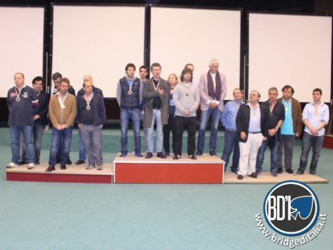 Ganadores Open Italiano 2015