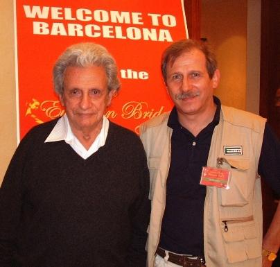 Benito Garozzo y Slawek Latala