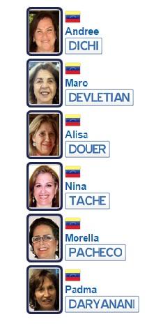 Venezuela Damas