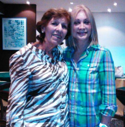 Diana Bisdikian e Ivy Smith