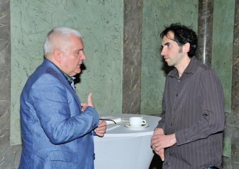 Radosław Kiełbasiński & David Bakhshi
