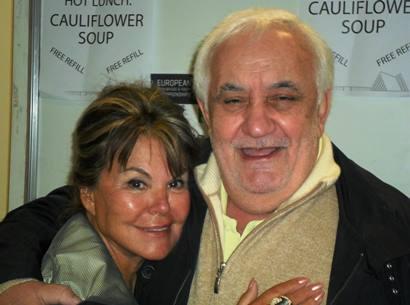 Patricia Cayne y Dano de Falco