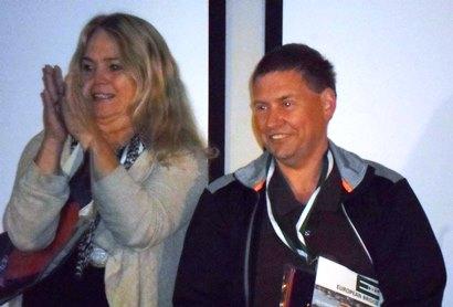 Geir Helgemo & Aase Langeland