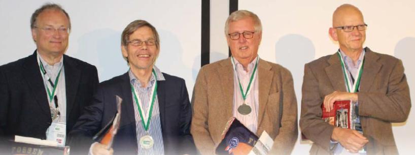 Team Sagg - Per Aronsen, Olve Gravrak, Petter Goldenheim, Bjørn Sigurd Tornberg Simonsen