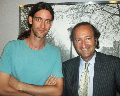 Ramon Gomez y Juan Carlos Ventin
