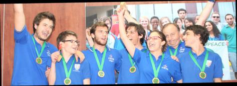 Opatija 2015 BAM Winners