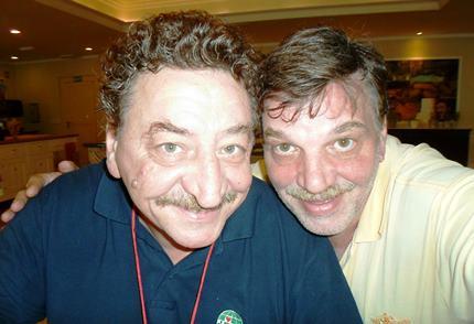 Paolo Clair y Fernando Lema