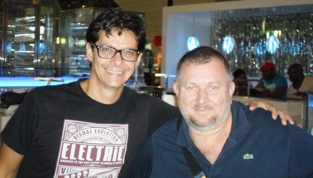 Diego Parramon Brenner & Luc Soudan