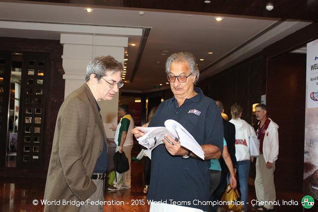 Rosenberg-Zia en Chennai 2015