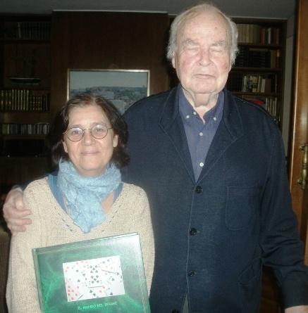 Mari Carmen Babot y Evelio Puig Doria