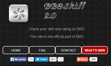 BBO skill 1