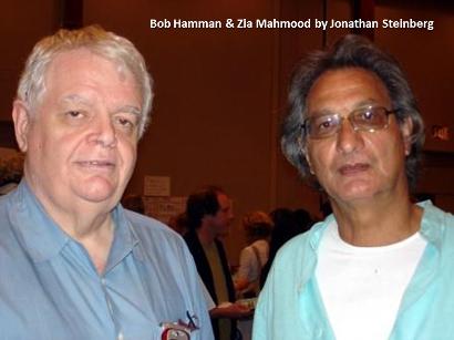Bob Hamman & Zia Mahmood