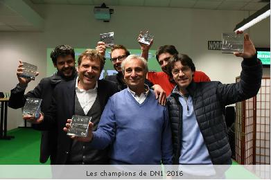 Campeones DN1 2016