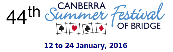 Canberra 2016