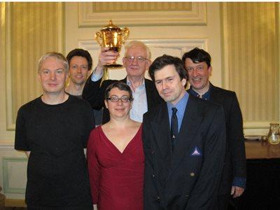 Gold Cup 2011, Hinden team