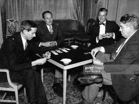 Harold S. Vanderbilt + Waldemar