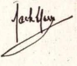 Jack marx
