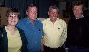 Pauline Gumby, George Cuppaidge, Robert Krochmalik, Paul Lavings (2004)
