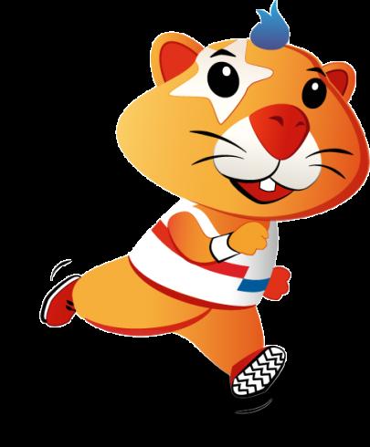 Mascota de los Juegos