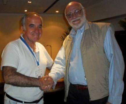 Marcelo Caracci y Gianarrigo Rona