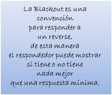 la convencion blackout