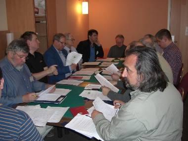 EBL TD meeting